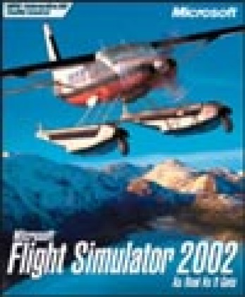 Simulation de vol : Flight Simulator 2002