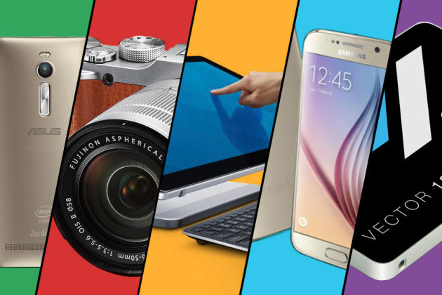Samsung Galaxy S6 et S6 Edge, ZenFone 2, Fujifilm X-A2… le top des tests