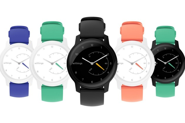 La montre Withings Move.