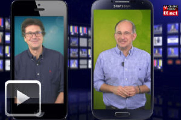 Fight : iPhone 5S vs Galaxy S4