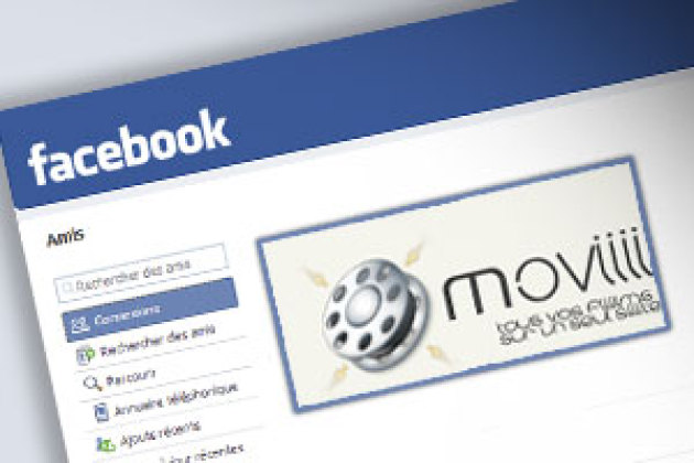 Moviiii : l'application de piratage sur Facebook bloquée par les majors (MAJ)