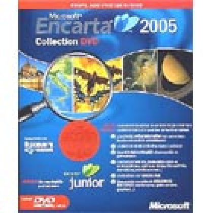 Encarta collection 2005