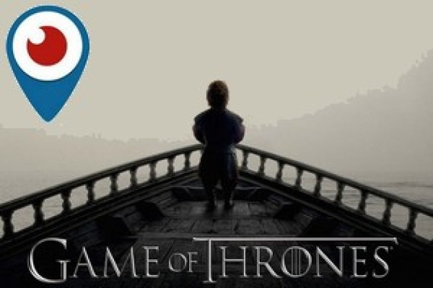 HBO demande le retrait du streaming live de Game of Thrones.