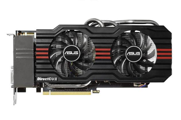 Asus GeForce GTX 660 Ti Direct CU II TOP
