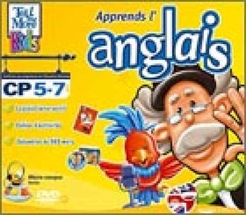 1er - Tell me More Kids CP 5-7 ans : apprends l'anglais