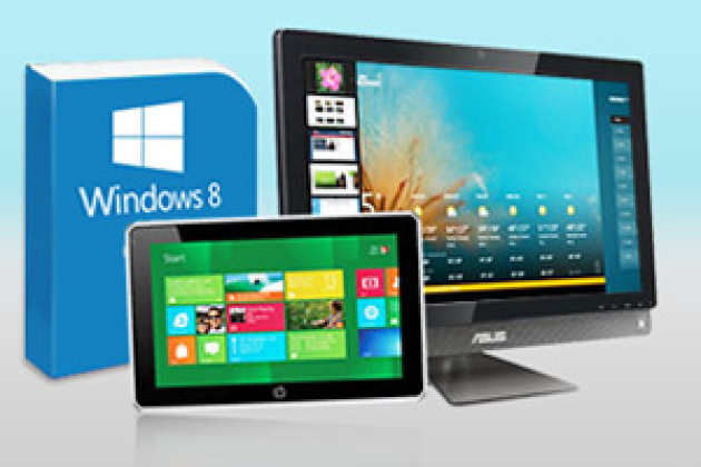 Windows 7 fait plus fort que Windows 8 au mois de novembre