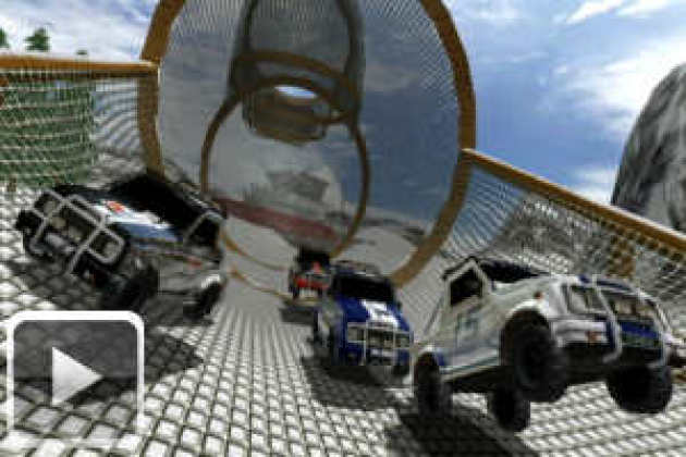Trackmania Wii, de Focus Home Interactive