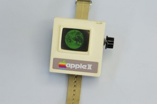 Une Apple II Watch... à imprimer en 3D