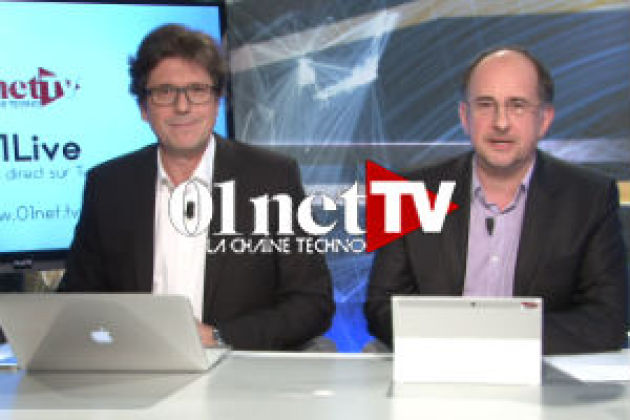 01LIVE HEBDO #04 : iPhone 6, MWC 2014, F. Hollande en Silicon Valley (13/02)