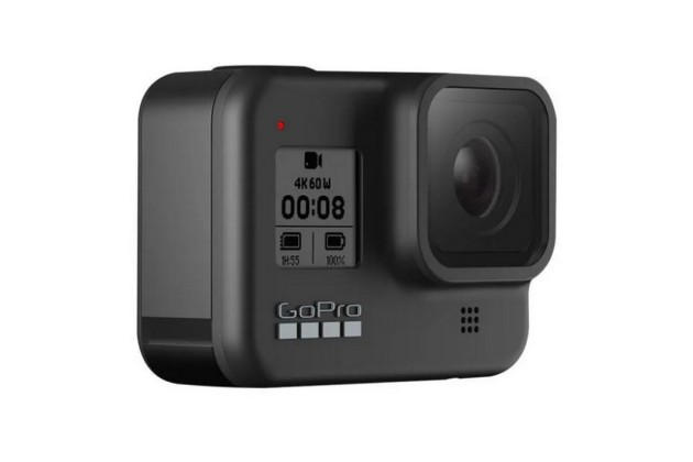 Black Friday : 21% de remise sur la GoPro Hero8 Black chez Rakuten