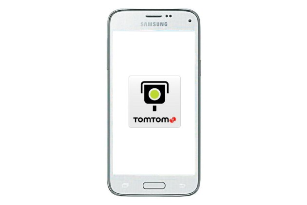 TomTom lance son appli anti-radars sous Android