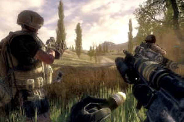 Operation Flashpoint : Red River, de Codemaster