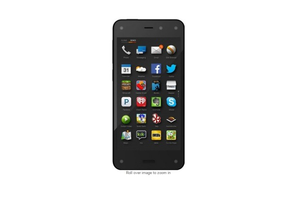 Le Fire Phone d'Amazon