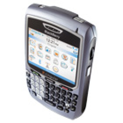 BlackBerry 8700f : le push mail accède à l'Edge