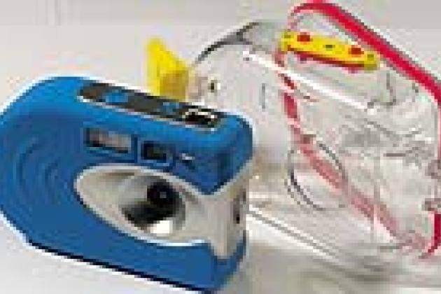 Waterproof Digital Camera, de T'nB : il n'a pas peur de se mouiller