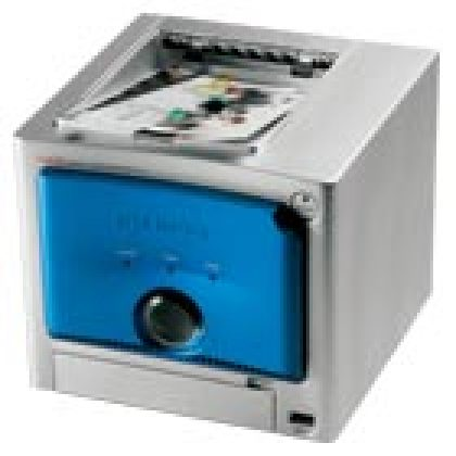 P-10 Digital Photo Printer : impression cubiste
