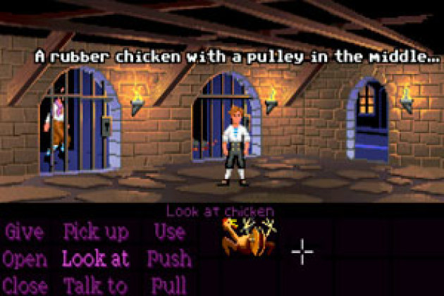 Monkey Island, un sacré secret
