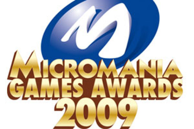 Logo Micromania Games Awards 2009