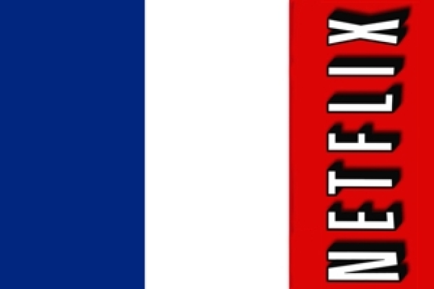 Netflix France disponible sur l'App Store
