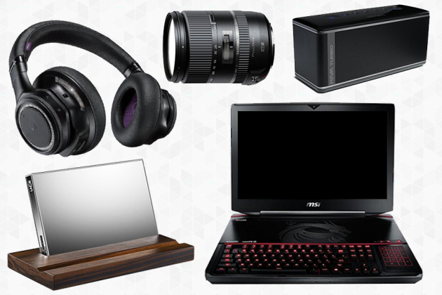 Lacie Mirror, MSI GT80 Titan, Riva Turbo X... le top des tests de la semaine