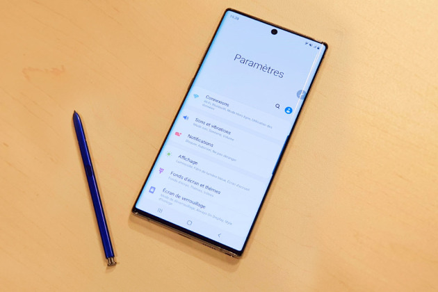 Samsung Galaxy Note 10 +Samsung Galaxy Note 10 +