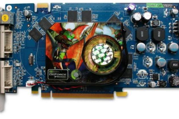 Point Of View GeForce 7900GT 512