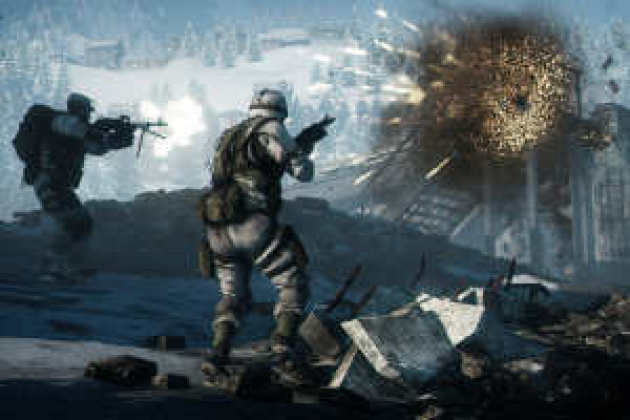 Battlefield Bad Company 2 Onslaught, d'Electronic Arts
