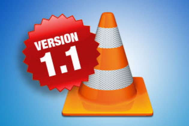 VLC Media Player se met à jour avec une version 1.1.11