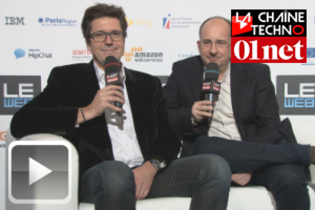 Grand Talk : LeWeb13, que sera le futur d'Internet ?