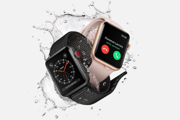 L'Apple Watch Series 3