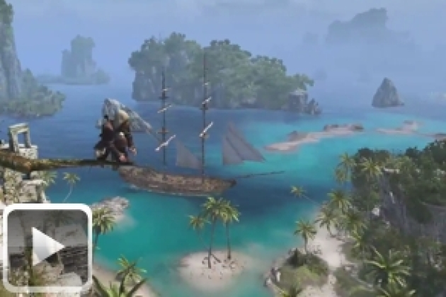 Assassin's Creed 4 Black Flag, 13 minutes de gameplay ensoleillé en vidéo
