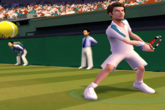 Grand Chelem Tennis, d'Electronic Arts