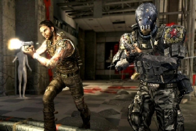 Army of Two : Le 40e jour, d'Electronic Arts