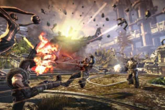 Bulletstorm, d'Epic Games
