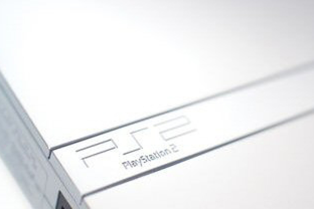 Console PS2.