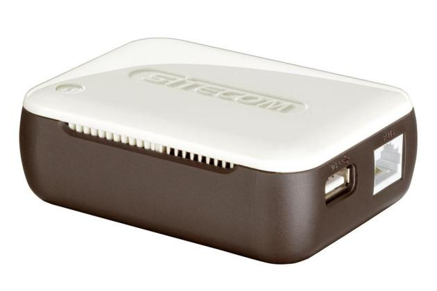 Sitecom Wireless Mobile Router 300N WL-357