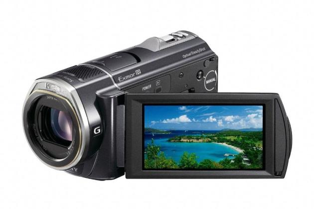 Sony HDR-CX505