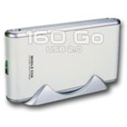 Mobile Disk 160 Go USB 2.0