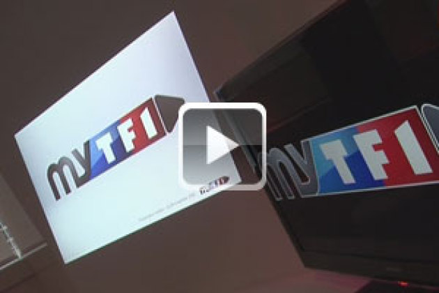 Catch-up TV : TF1 lance son service MyTF1 (MAJ)