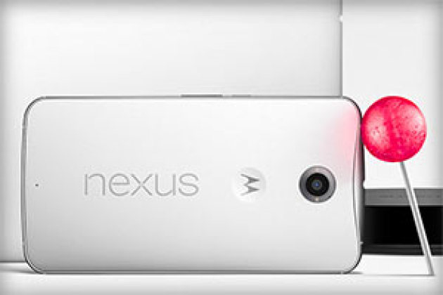 Nexus 6 : Google officialise son smartphone géant sous Android Lollipop