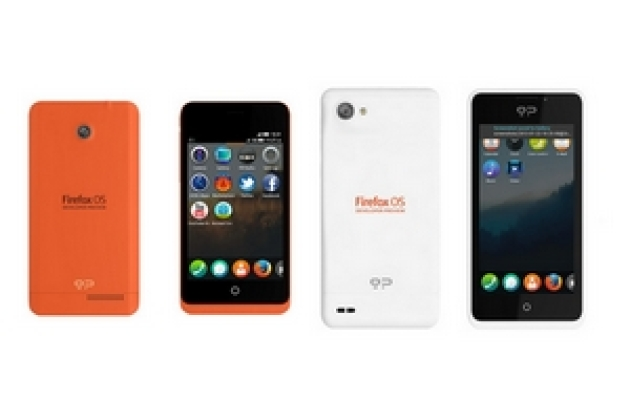 Telefonica teste les premiers smartphones Firefox OS
