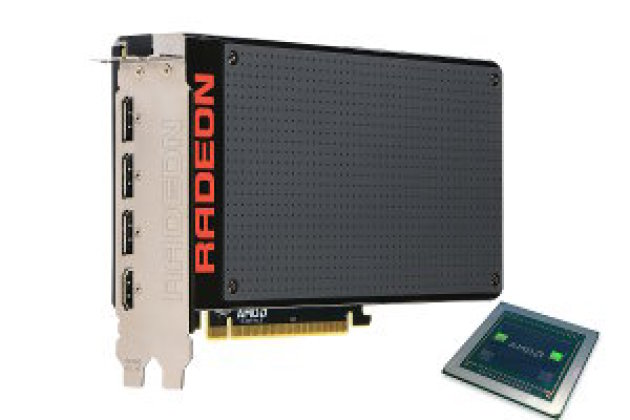 AMD lance officiellement son mastodonte R9 Radeon Fury X  [MàJ]