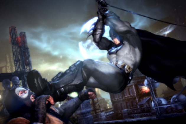 Batman : Arkham City, de Warner