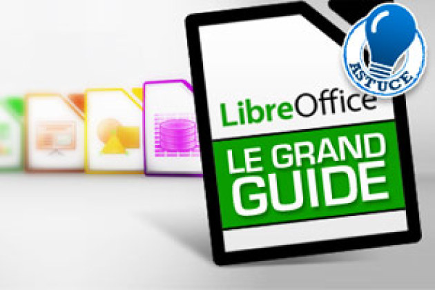 Le grand guide de LibreOffice 3.5
