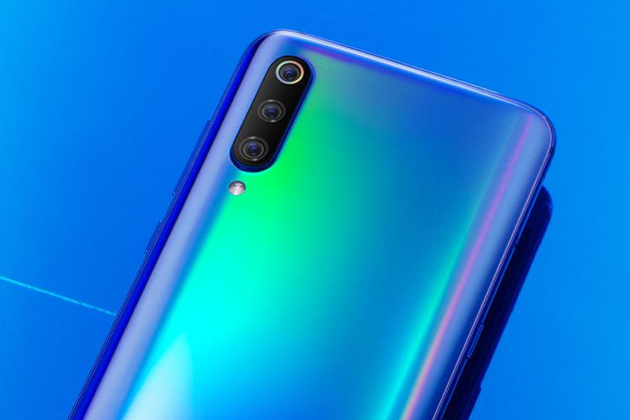 Photo officielle du Mi 9.
