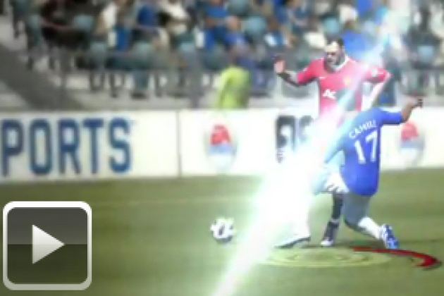 FIFA12, d'Electronic Arts
