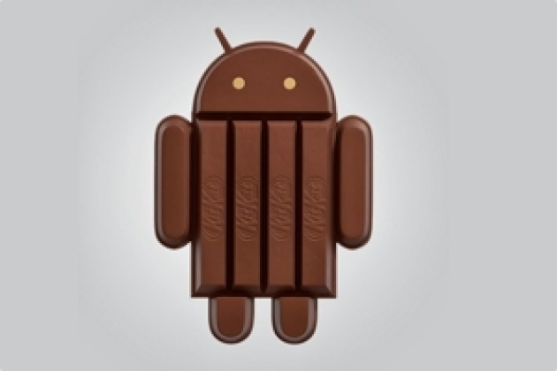 Android KitKat passe en version 4.4.3