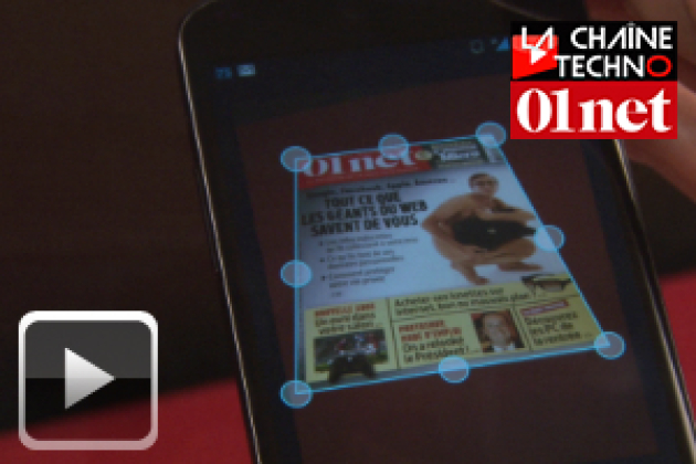 Phone Apps #09 : Gmail pour WP8, Evolutio, Plyce, Cam Scanner
