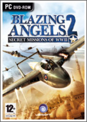 3- Blazing Angels 2 : secret missions of WWII
