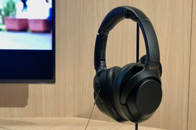 Le Sony WH-1000XM3.